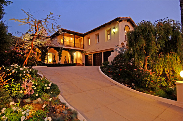 Greetings from pacific palisades california pacific for Houses for sale pacific palisades